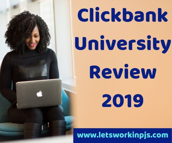 Clickbank University review 2019