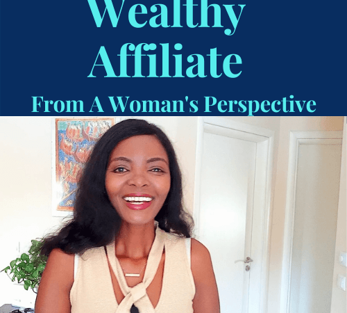Wealthy Affiliate Review From A Woman Perspective