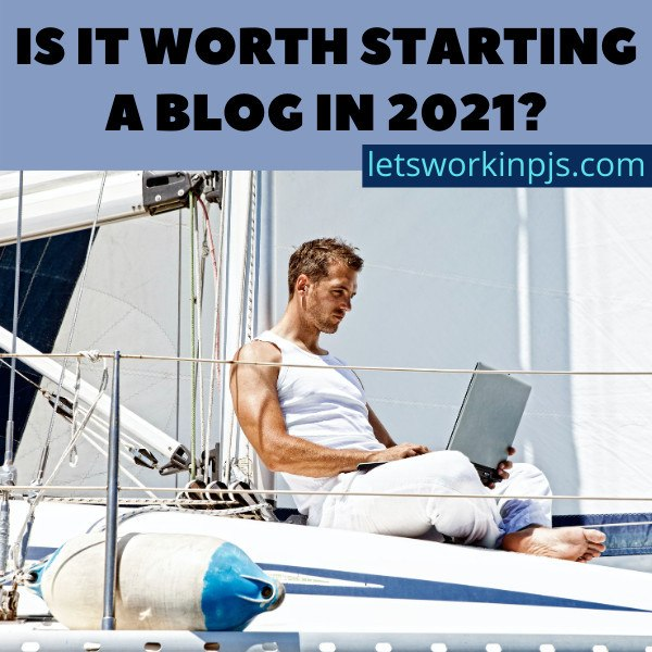 is-it-worth-starting-a-blog-in-2021-man-holding-a-computer